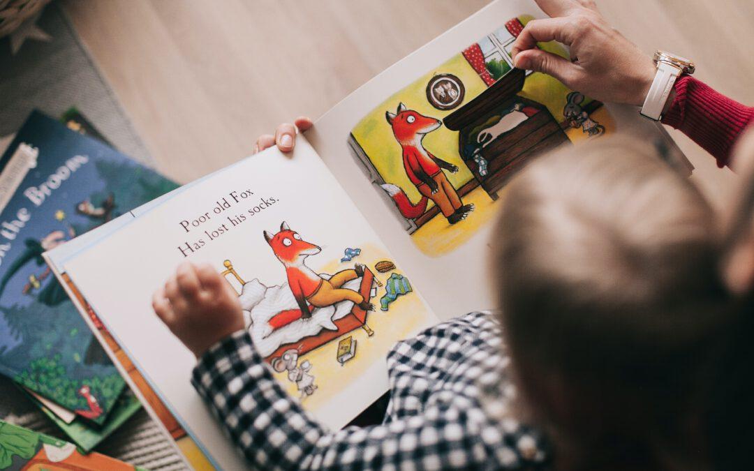 5 tips om jouw kind te stimuleren om te lezen